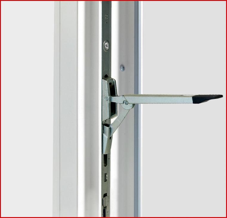 Ideal fenster ferramenta finestre in pvc - Blocca maniglia finestra ...