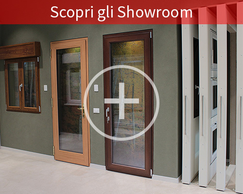 scopri showroom
